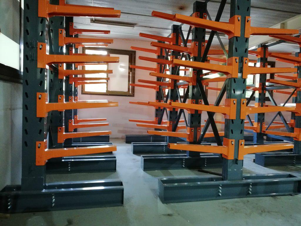 پروژه قفسه کانتیلور (بازویی) فرازین 001