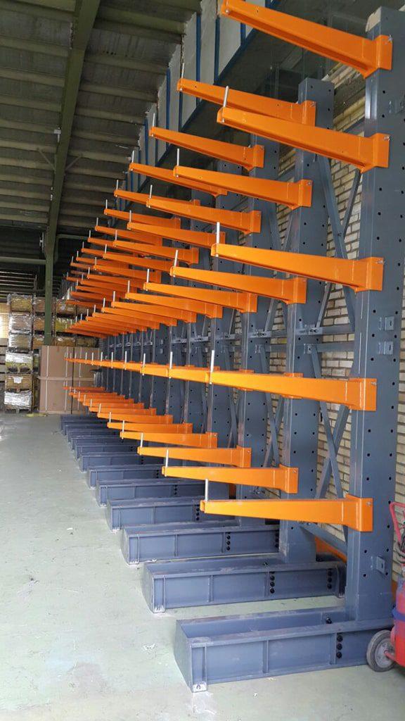 پروژه قفسه کانتیلور (بازویی) فرازین 002