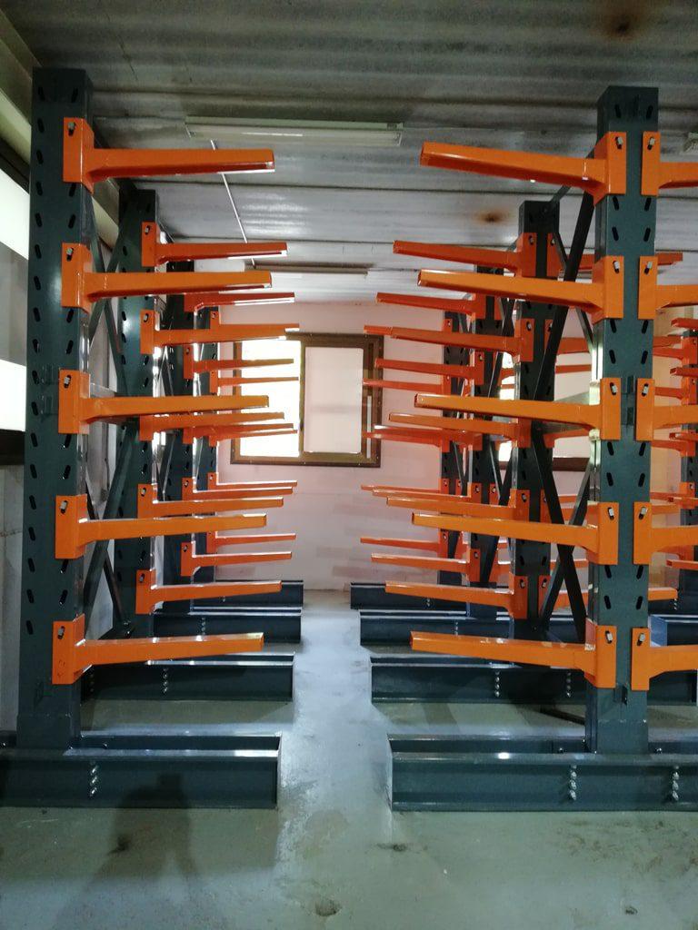پروژه قفسه کانتیلور (بازویی) فرازین 004